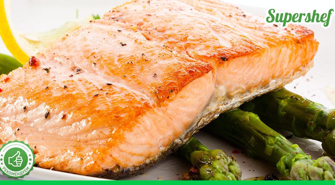Лучшее горячее к празднику — это ароматная и сочная рыбка!