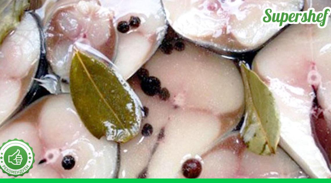 Что может быть вкуснее малосольной скумбрии в масле