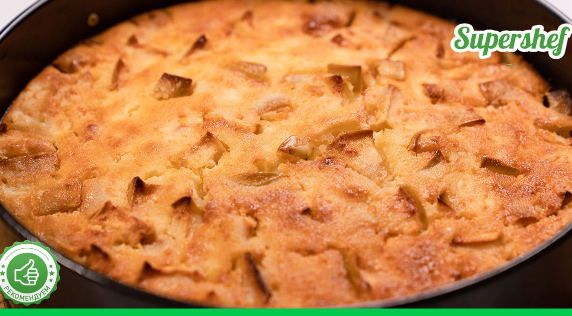 Пятиминутный пирог «Заливной»