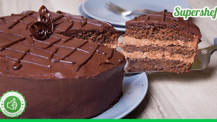 Рецепт идеального домашнего торта «Прага»