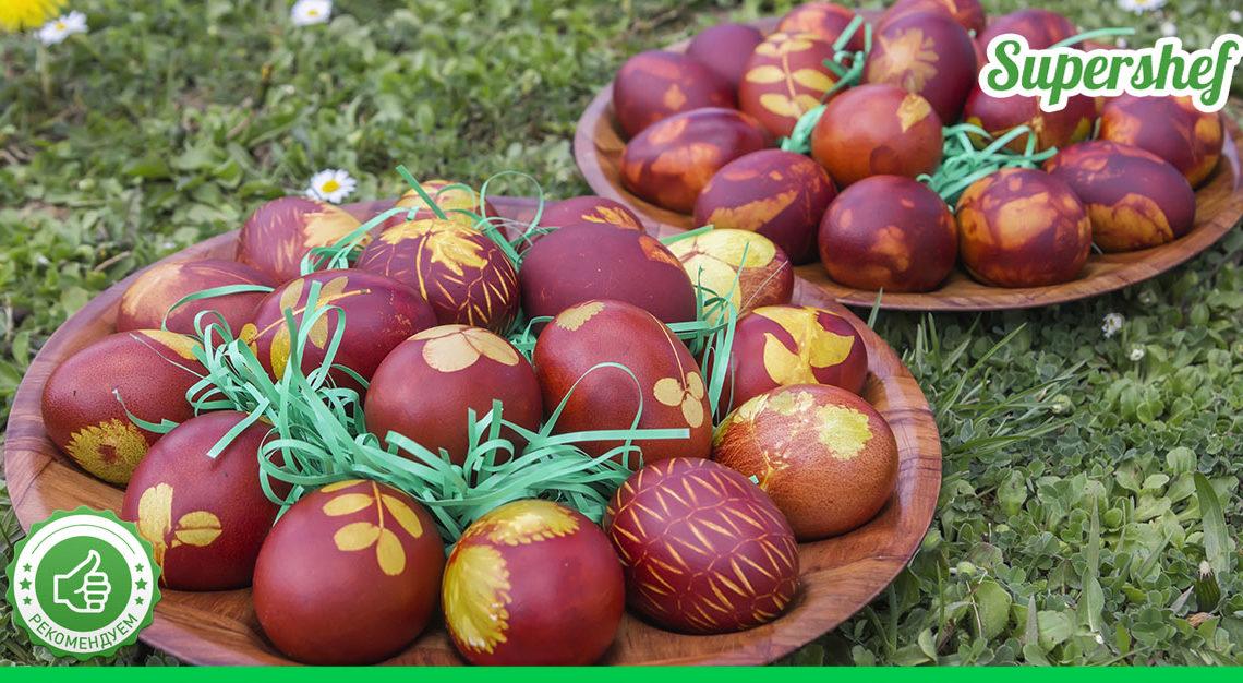 Оригинальные идеи, как разукрасить пасхальные яйца