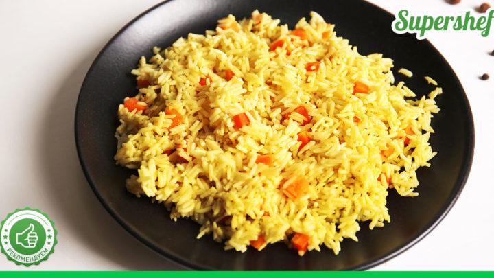 Давно уже не варю рис. Быстрый и простой способ приготовления рассыпчатого риса