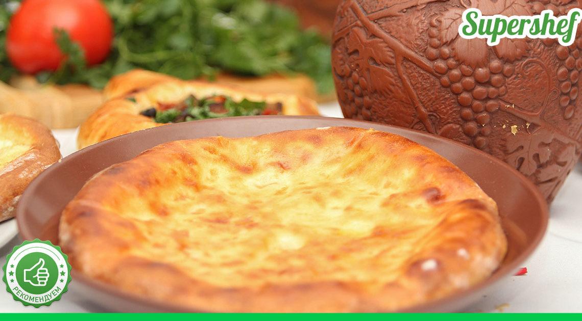 Знакомая из Армении поделилась рецептом быстрого «ленивого» хачапури в сковороде
