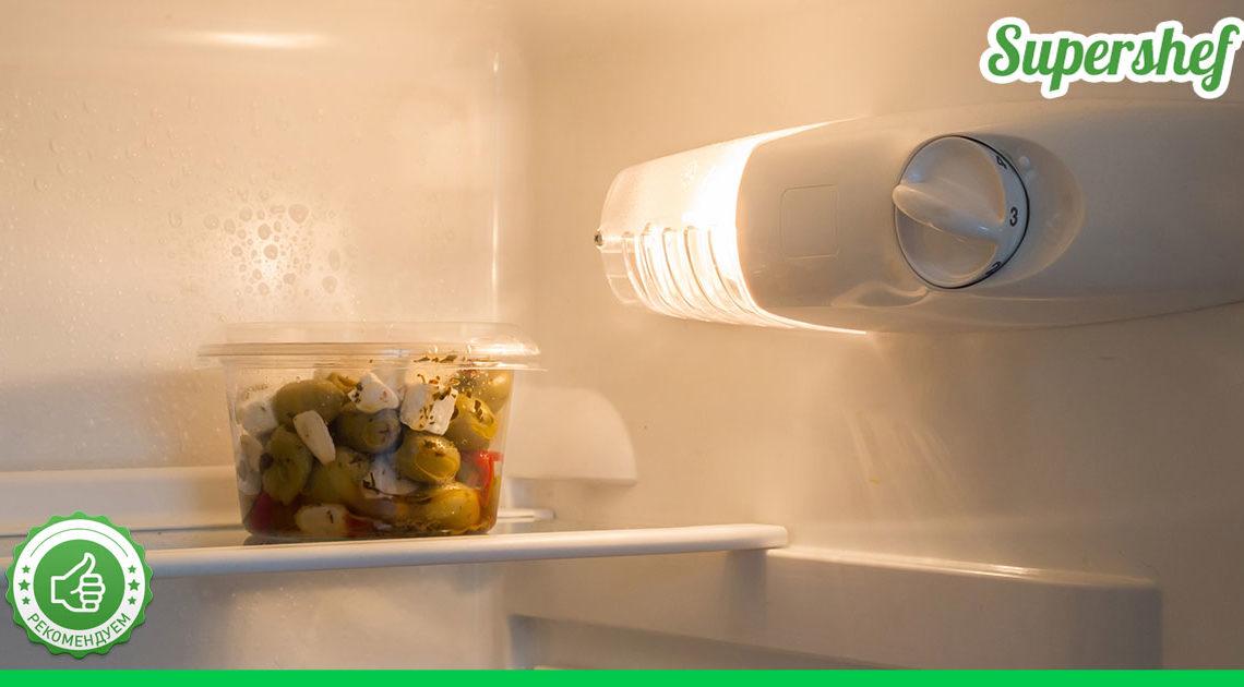 Как я быстро отмываю грязный холодильник и избавляюсь от запахов. Делюсь секретом