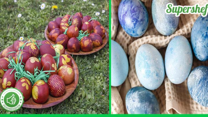 Советы, как красиво и интересно украсить яйца на Пасху