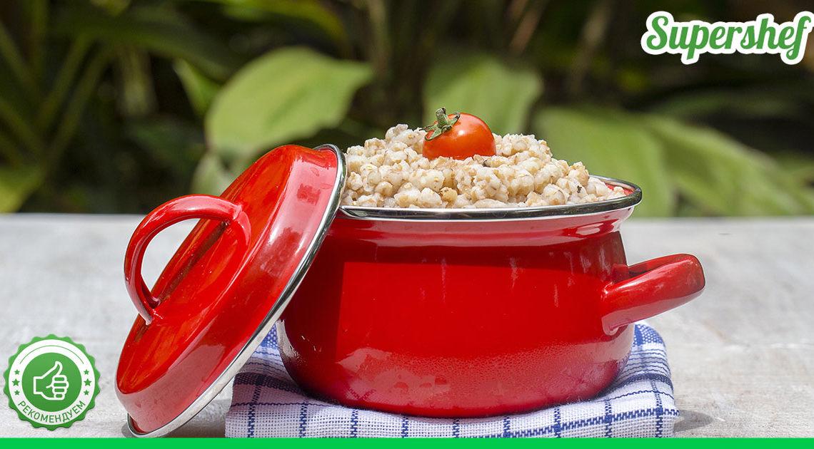Перловка — царская и генеральская еда. Когда готовлю по своему рецепту — едят все!