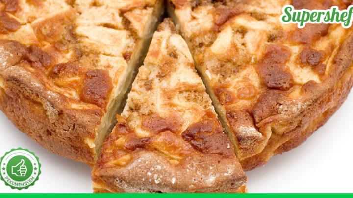 Рецепт медового пирога с яблоками: простой и вкусный десерт к чаю
