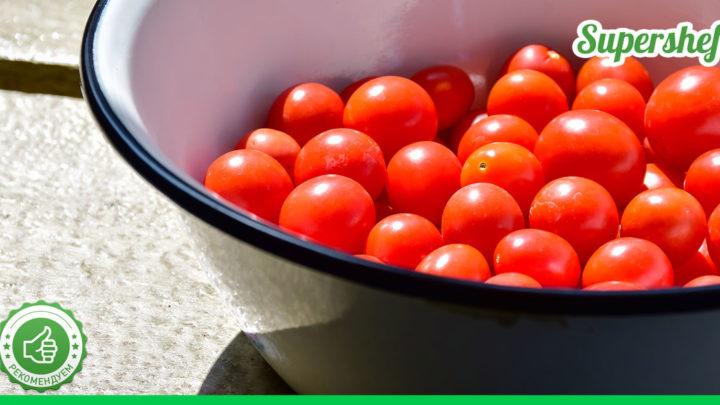 Зимой ем «свежие» помидоры. Ни соли, ни специй, ни кислоты