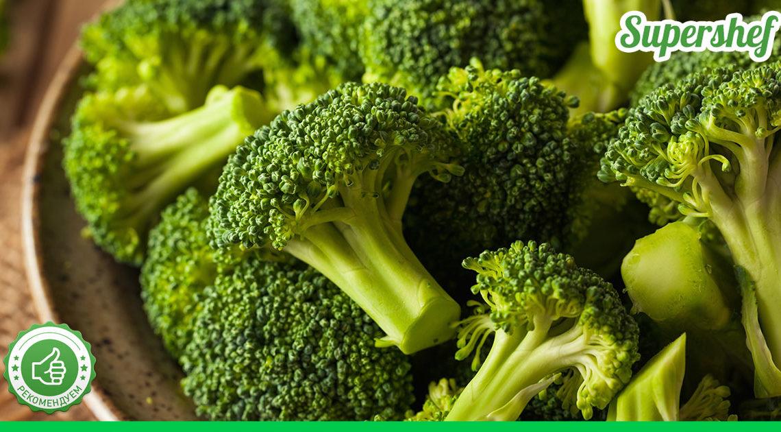 Рецепт салата из брокколи: не только вкусно, но и полезно