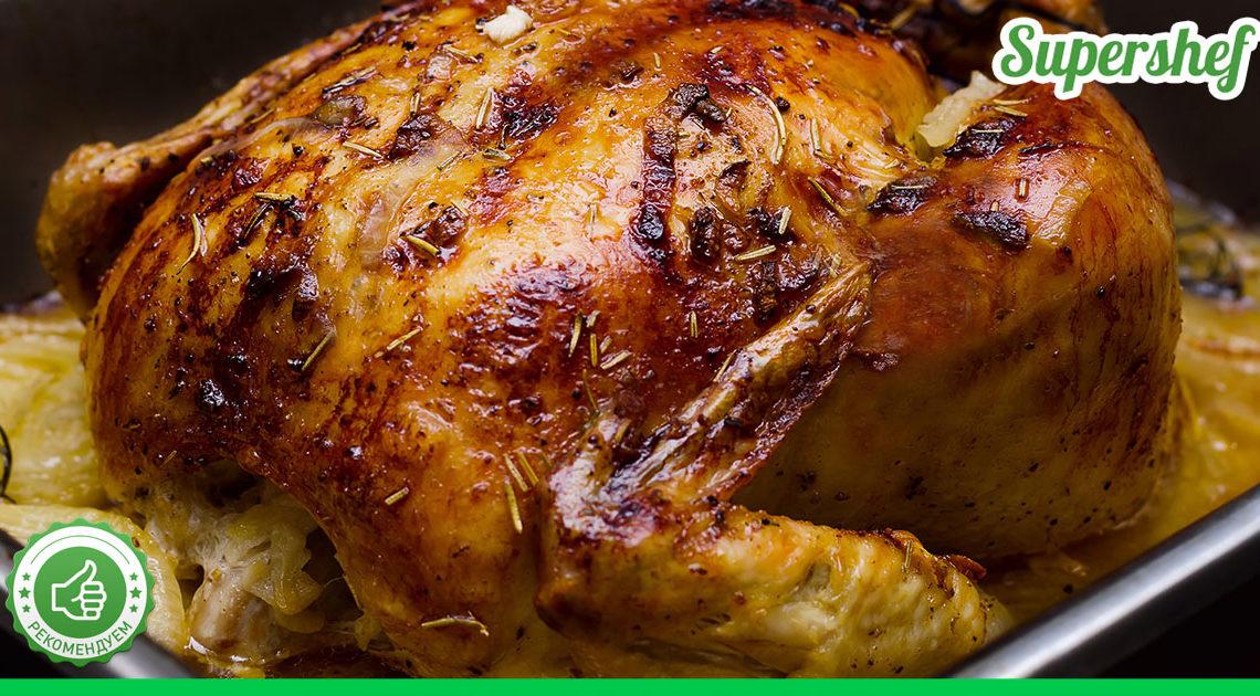 Мясо буквально тает во рту! Как правильно замариновать курицу