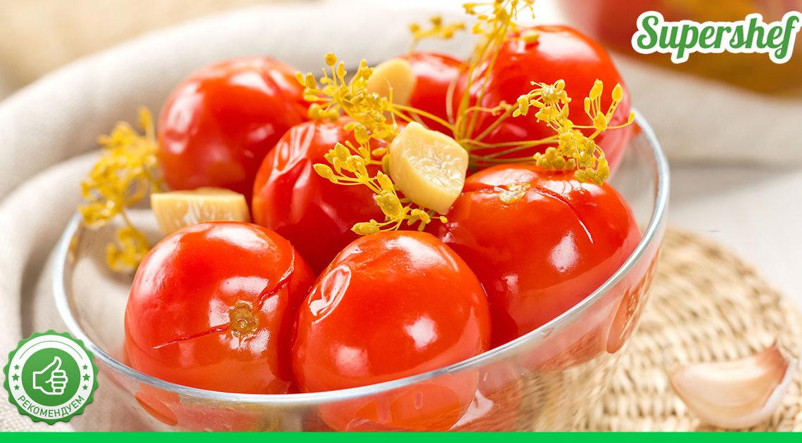 Основные ошибки консервирования помидоров, из-за которых портится вкус