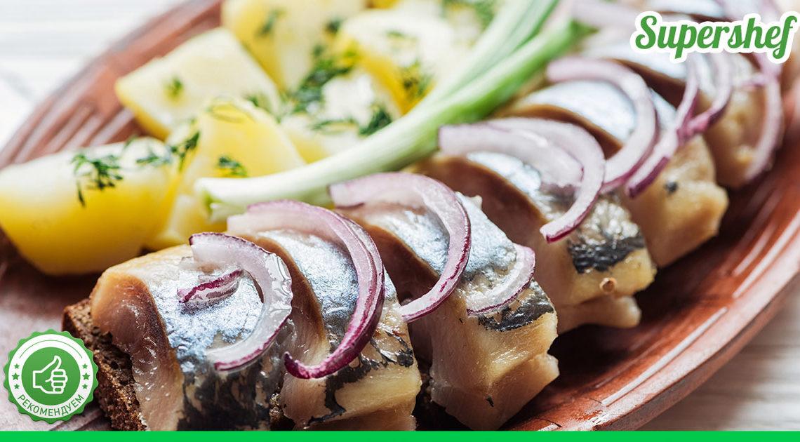 Как засолить селедку или любую другую рыбу? Лучший бабушкин рецепт