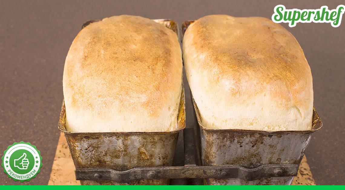 Рецепт приготовления восхитительного домашнего хлеба с мягкой мякотью и хрустящей корочкой