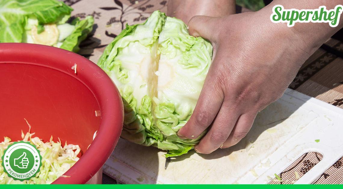 5 летних салатов из капусты. Можно есть без гарнира