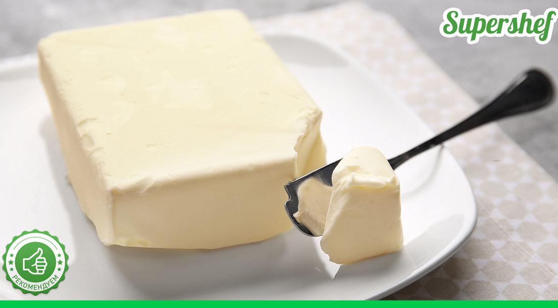 Как приготовить домашнее сливочное масло. Понадобятся лишь сливки