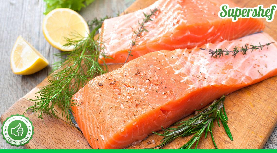 Как правильно солить красную рыбу, чтоб она получилась нежнее масла