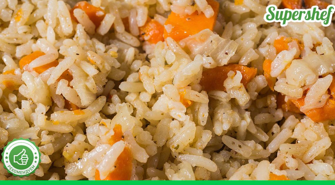 Я больше не промываю рис для плова. Все делается проще, а плов — вкуснее