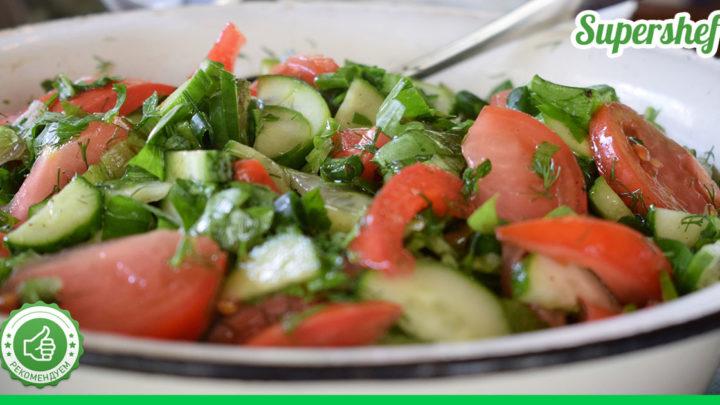 Секреты приготовления правильного салата