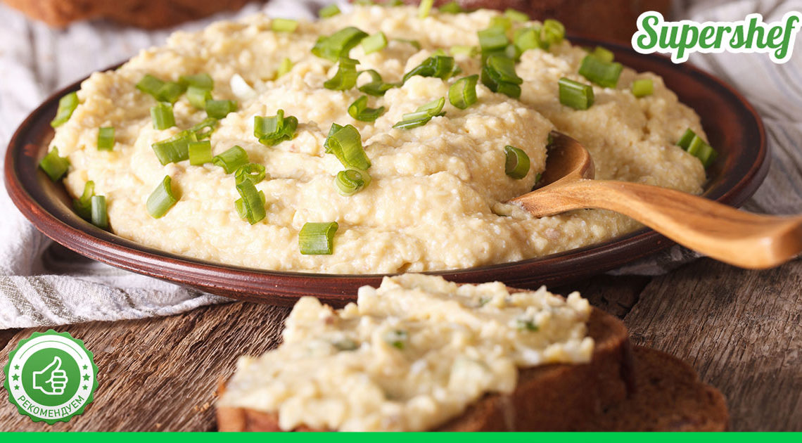 Рецепт форшмака — самой вкусной закуски из селедки