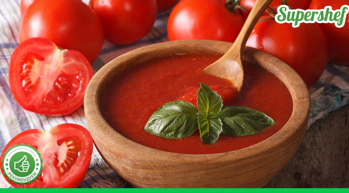 Вкусный рецепт домашнего кетчупа из яблок и помидор — никакой химии и консервантов!
