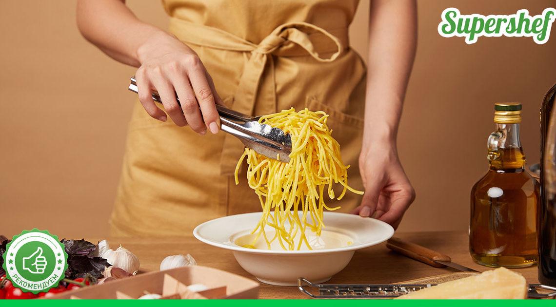 Как не нужно готовить макароны