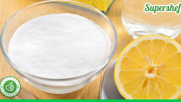 Как быстро отмыть кухонную мебель от жирного налета