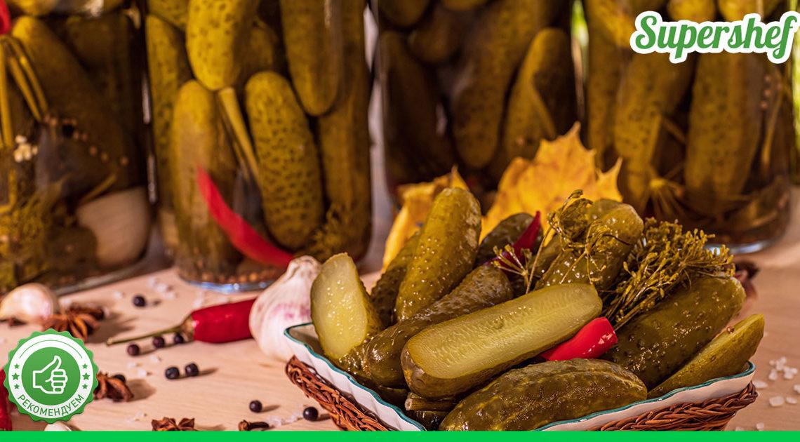 Готовим огурцы на зиму для винегретов, оливье и рассольников — как из бочки!