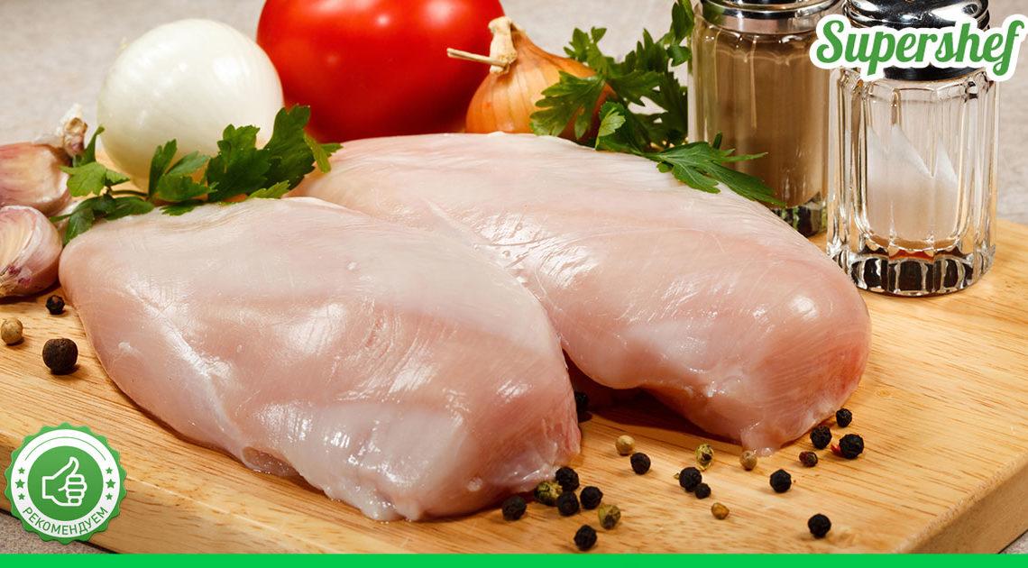 Рецепт из куриного филе. Беляши и чебуреки больше не готовлю