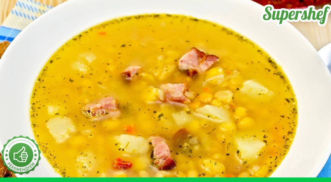 Три правила приготовления горохового супа