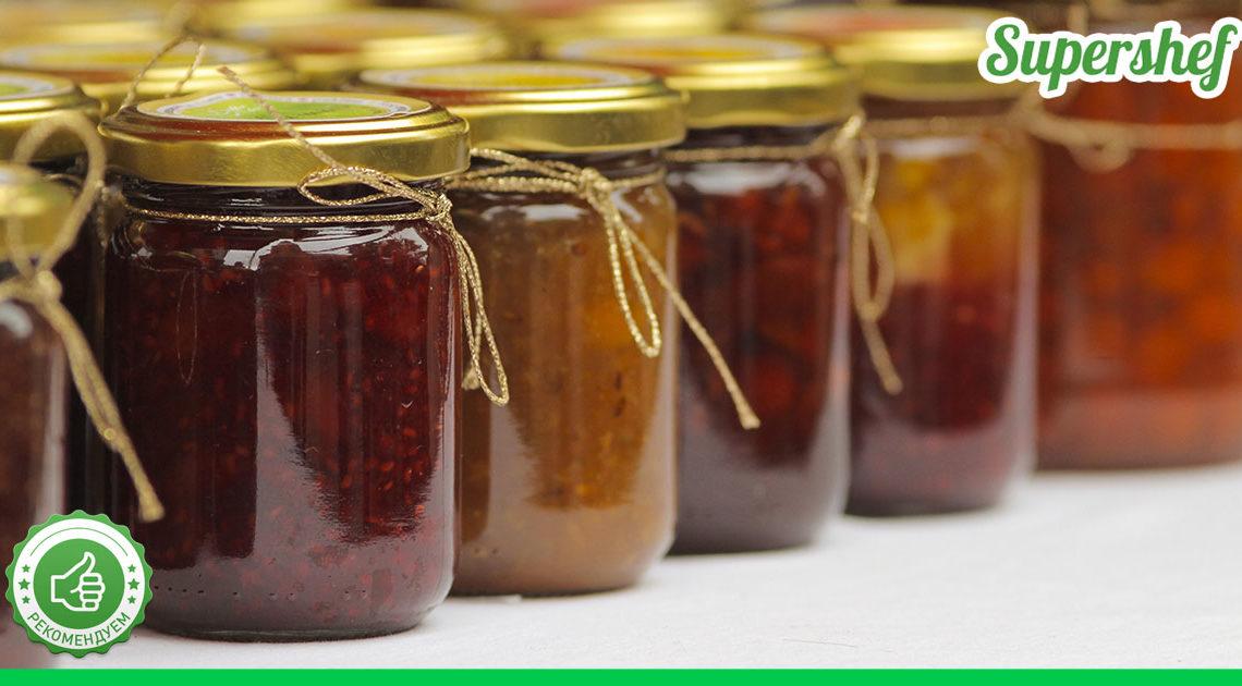 5-минутный рецепт варенья из любых ягод