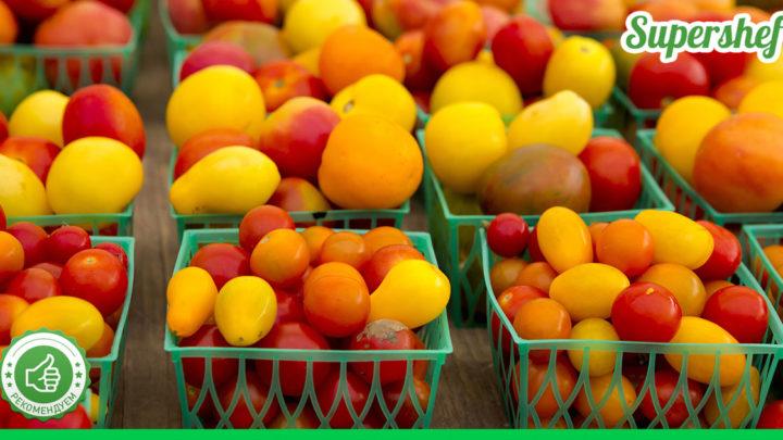 Как сохранить помидоры при наступлении холодов