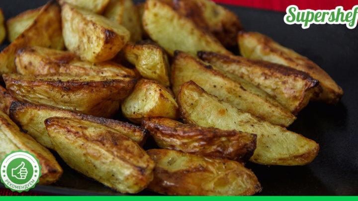 Способ приготовления идеальной картошки. Совет шеф-повара
