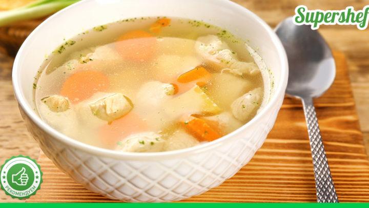 Подборка правильных и полезных супов