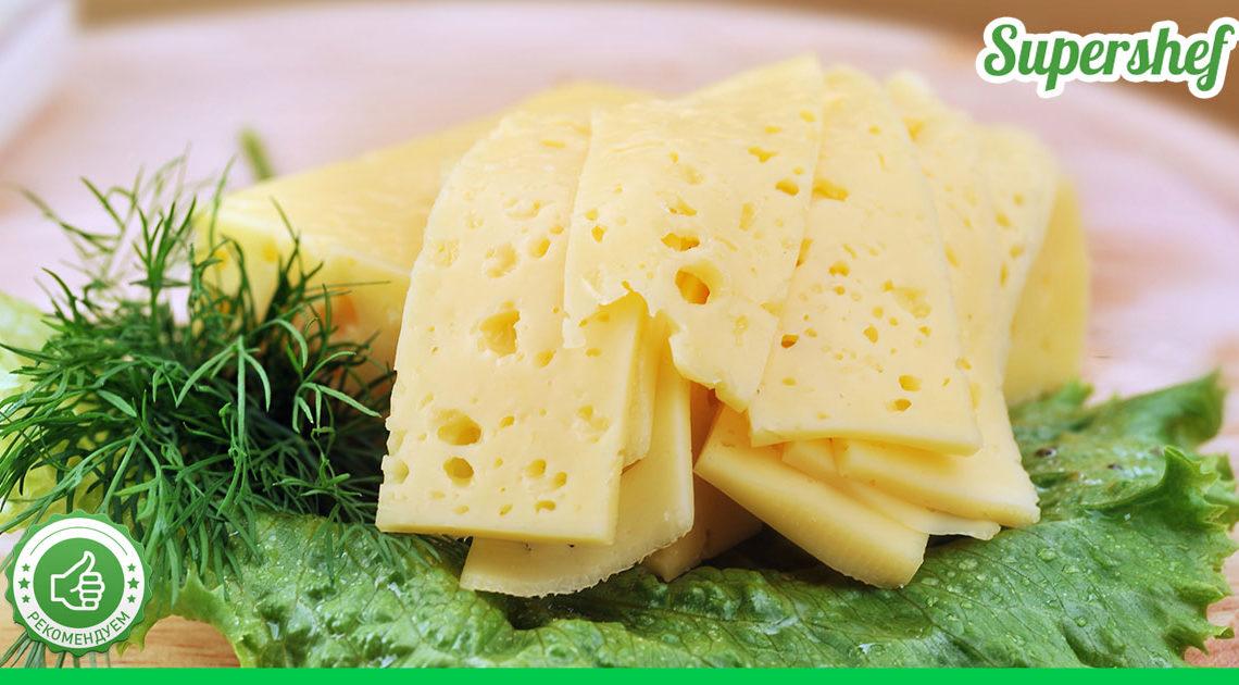От чего зависит наличие или отсутствие дырок в сыре